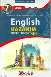 7.Sınıf İngilizce -Kazanım Değerlendirme Seti-