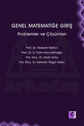 Genel Matematiğe Giriş