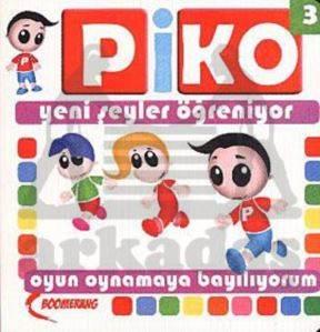 Piko-3 Oyun Oynamaya Bayılıyorum