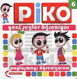 Piko-6 Paylaşmayı Öğreniyorum