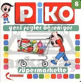 Piko-8 Süpermarkette