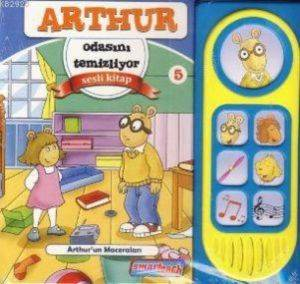 Arthur-Odasını Temizliyor(Sesli Kitap)
