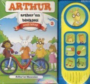 Arthur-Arthur'un Bisikleti (Sesli Kitap)