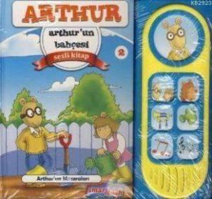 Arthur-Arthur'un Bahçesi (Sesli Kitap)
