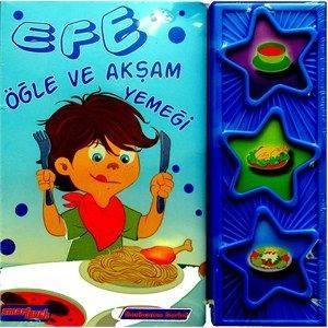 Efe Serisi (Sesli Kitap) Öğle ve Akşam Yemeği
