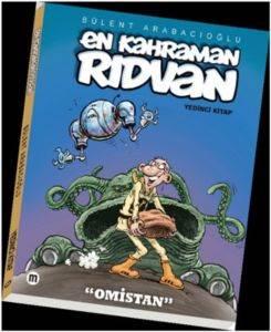 En Kahraman Rıdvan Yedinci Kitap - Omistan -