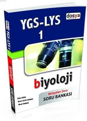 YGS - LYS Biyoloji 1 Kolaydan Zora Soru Bankası