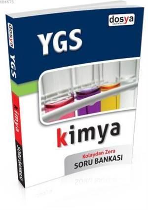 YGS Kimya Kolaydan Zora Soru Bankası