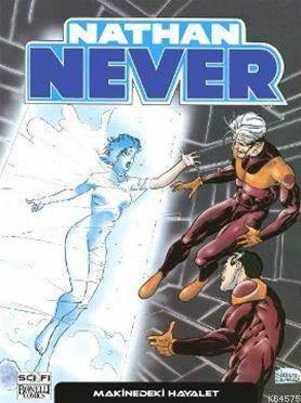 Nathan Never 5 - Makinedeki Hayalet