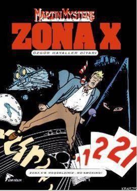 Zona-X Sayı: 1 Özgür Hayaller Diyarı; Zonax'e Hoşgeldiniz! - No Smoking