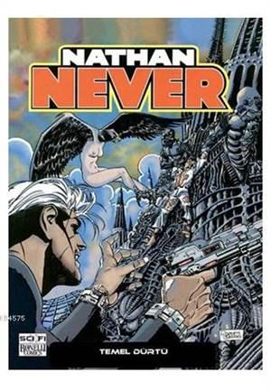 Nathan Never - 8 Temel Dürtü