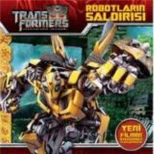 Transformers Robotların Saldırısı