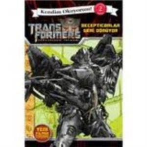 Transformers Decepticonlar Geri Dönüyor