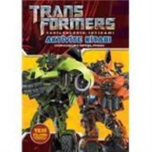Transformers Aktivite Kitabı