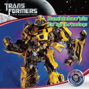 Transformers-3 Bumblebee'nin En İyi Arkadaşı