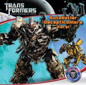 Transformers-3 Autobotlar Decepticonlara Karşı