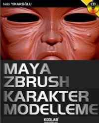 Maya Zbrush Karakter Modelleme