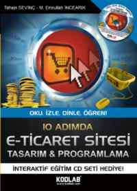 10 Adımda E-Ticaret Sitesi Tasarım & Programlama