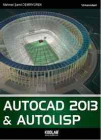 Autocad 2013 ve Autolisp