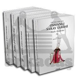 Osmanli Saray Tarihi-5 Cilt
