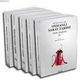 Osmanlı Saray Tarihi; Tarih-İ Enderun 5 Kitap Takım