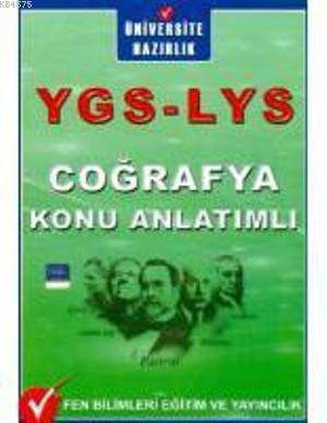 Ygs/Lys Coğrafya - Konu Anlatımlı