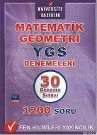 YGS Matematik Geometri Denemeleri