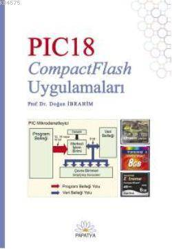 PIC18 CompactFlash Uygulamaları