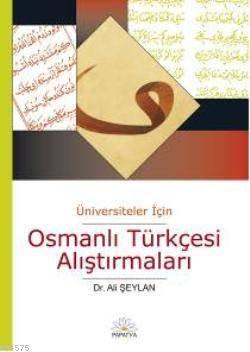 Osmanlı Türkçesi A ...