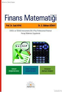 Finans Matematigi