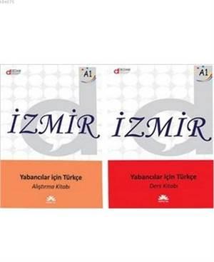 İzmir Yabancılar İçin Türkçe A1 - Ders Kitabı ve Alıştırma Kitabı Set
