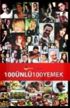 100 Ünlü 100 Yemek (Ciltli)