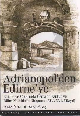 Adrianapol'den Edirne'ye