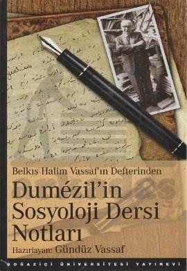 Dumezil'in Sosyoloji Dersi Notları
