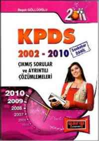 KPDS 2002 - 2009 Çıkmış Sorular ve Ayrıntılı Çözümleri