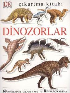 Dinozorlar Çıkartma Kitabı