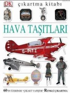 Hava Taşıtları Çıkartma Kitabı