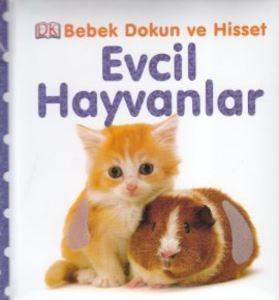 Bebek Dokun ve Hisset Evcil Hayvanlar