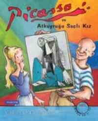 Picasso Ve At Kuyruğu Saçlı Kız