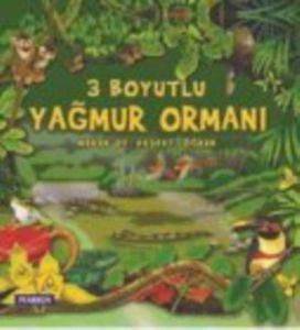 3 Boyutlu Yağmur Ormanı