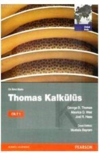 Thomas Kalkülüs Cilt 1