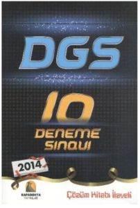 Kapadokya DGS 10 Deneme Sınavı 2014