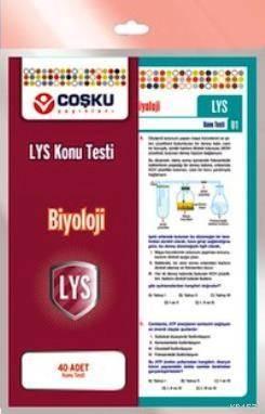 Coşku 12.Sınıf Lys Biyoloji Testi