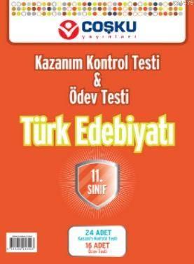 Coşku 11.Sınıf K.K.Testi & Ödev Testi  Türk Edebiyatı