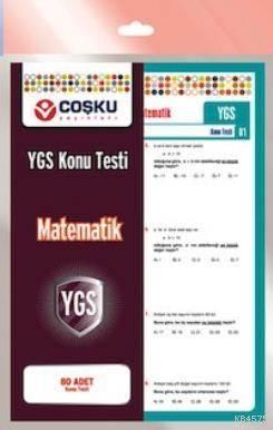Coşku 12.Sınıf Ygs Matematik Testi
