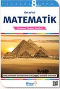 BİLTEST Ortaokul Matematik 8 Kazanım Tarama Testleri