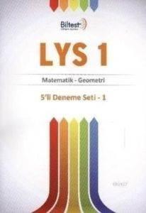 Bilfen LYS 1 Deneme Seti 5'li Matematik Geometri