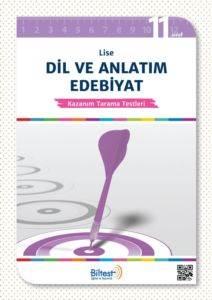 BİLTEST Dil ve Anl.Edeb 11 Kaz. Tarama Testi