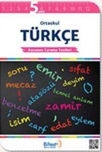 BİLTEST Ortaokul Türkçe 5 Kazanım Tarama Testleri