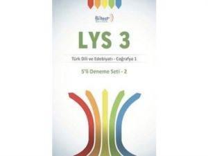 LYS 3 5'li  (T.D.Edebiyatı-Coğrafya1) Deneme Seti 2  Zor deneme